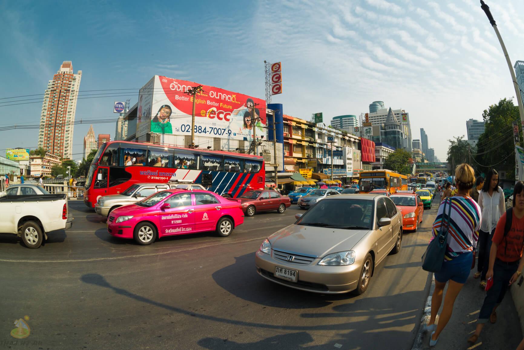 Автомобили в Бангкоке