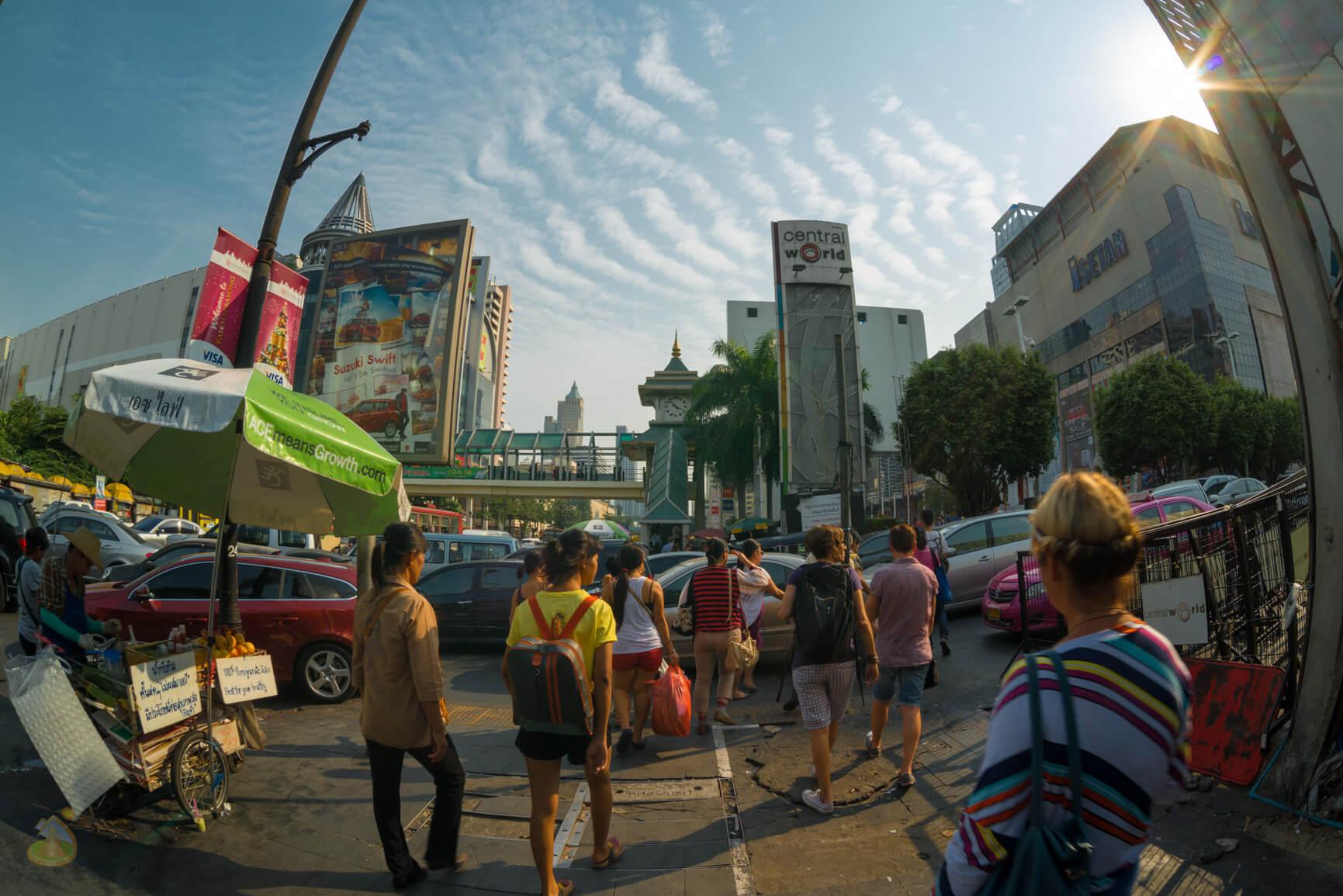 Bangkok (Бангкок) центр