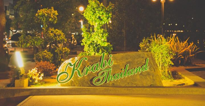 Краби Таун Тайланд
