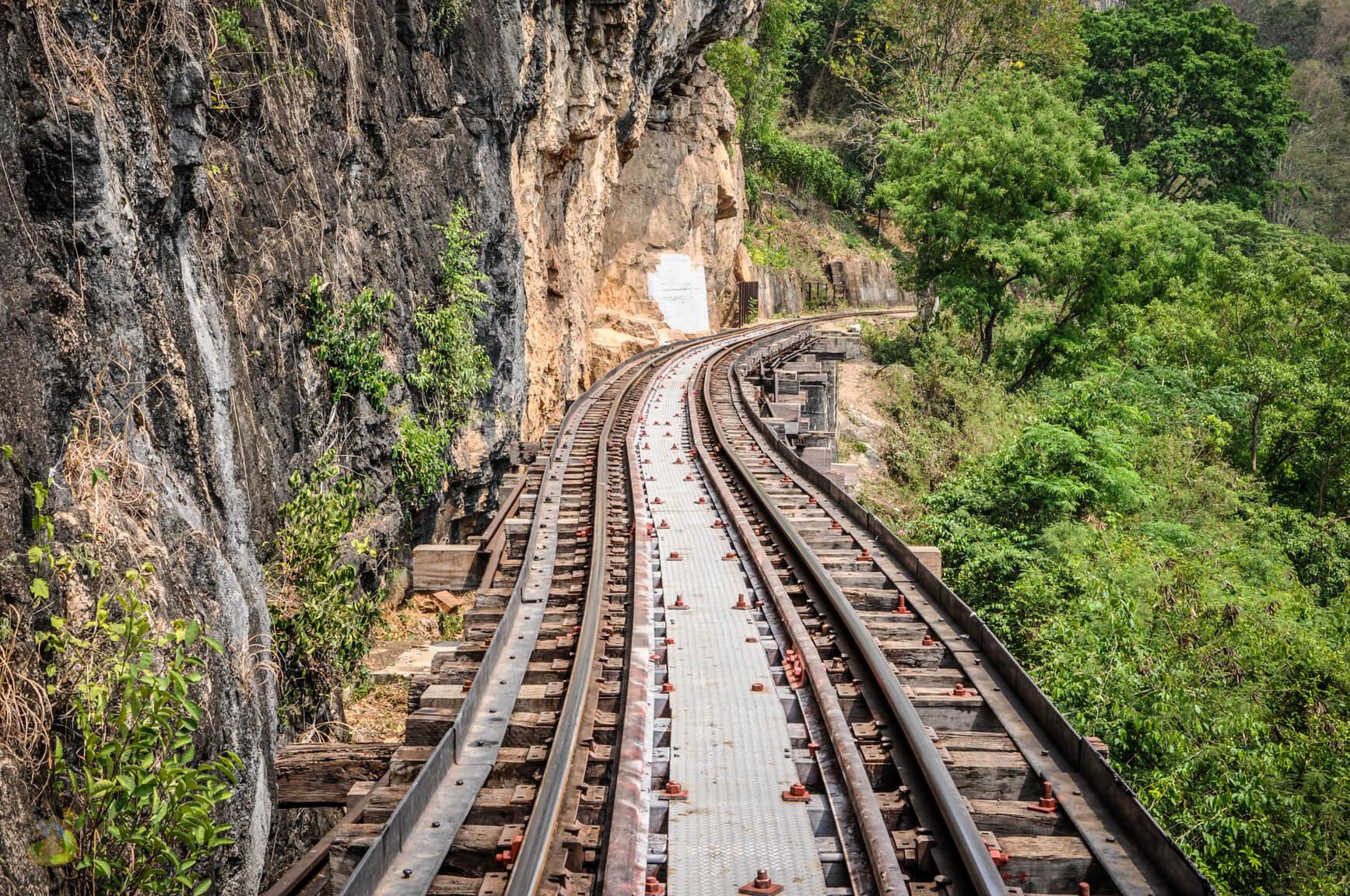 Экскурсия на Квай - дорога смерти