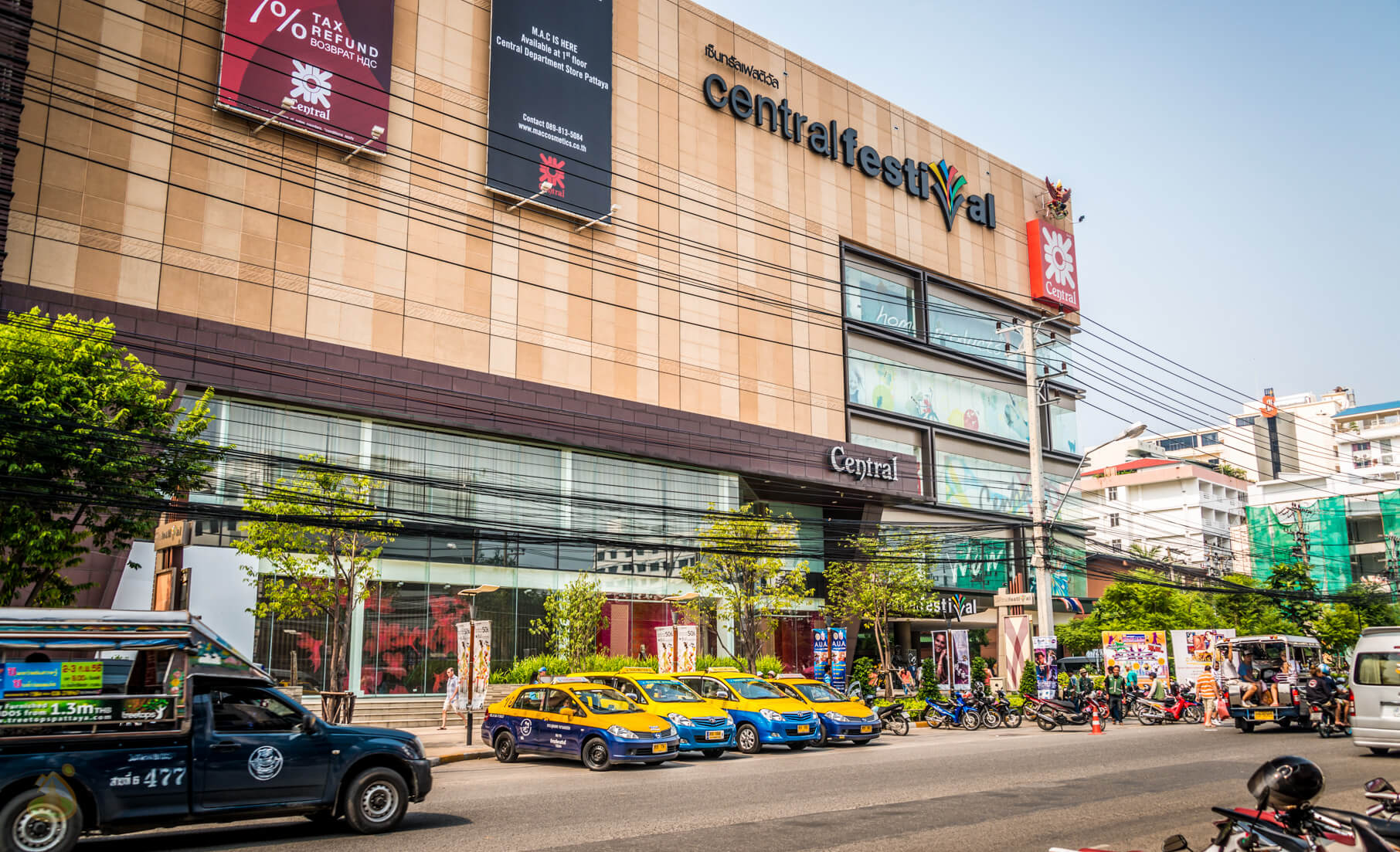 Central Festival, Pattaya