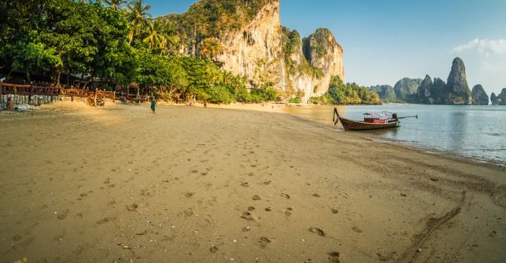 Tonsai Bay пейзажи, фото