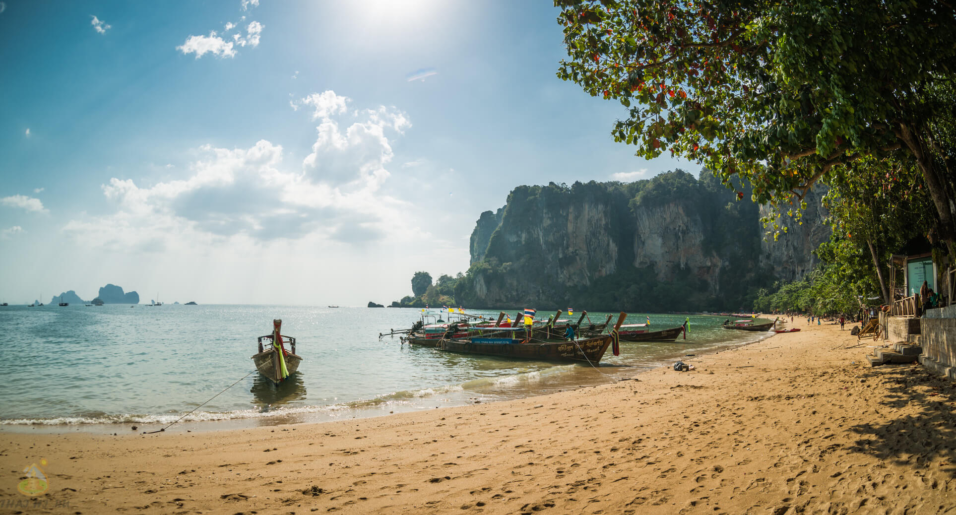 На Tonsai Beach Ao Nang