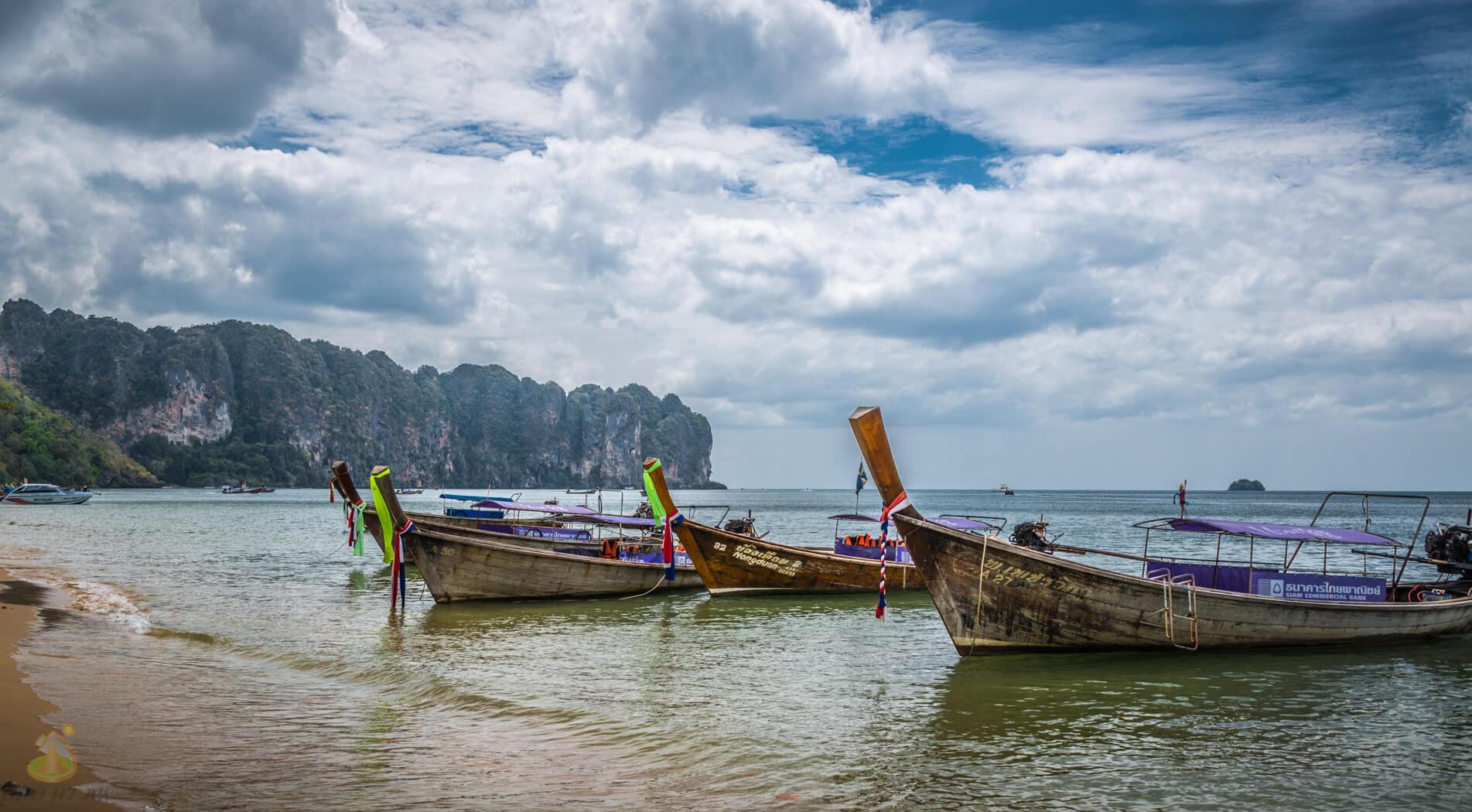 Обилие лодок