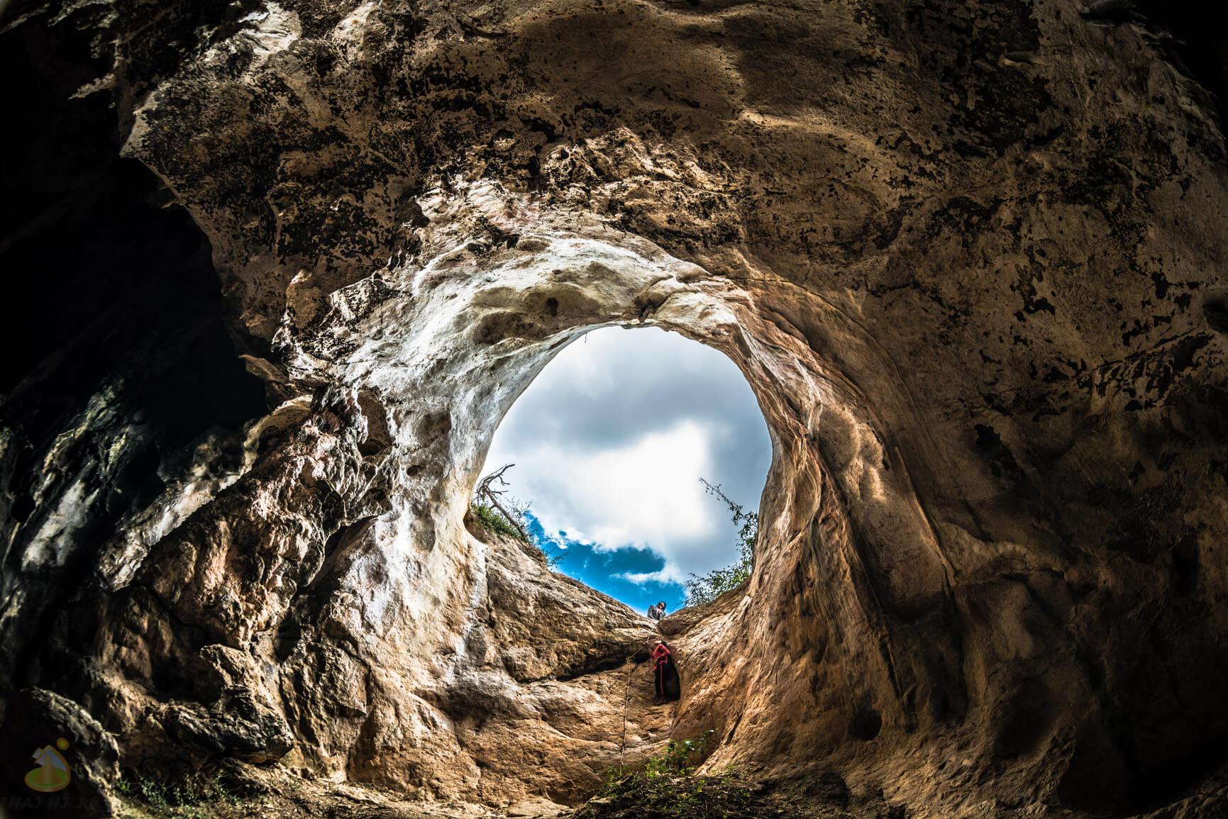 Пещера в Краби