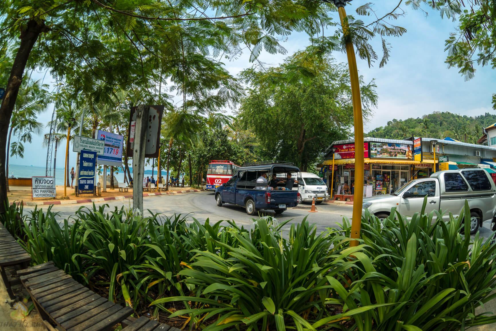 Дорога на Ао Нанге