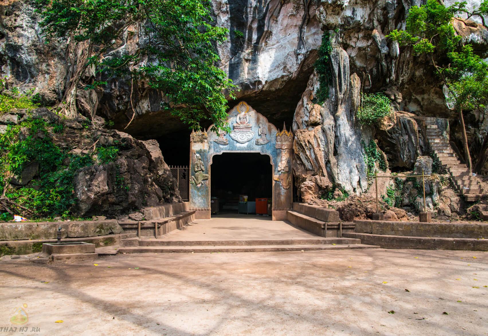 Пещера обезьян в Краби