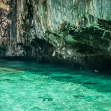 Остров Пхи Пхи — 30 фото