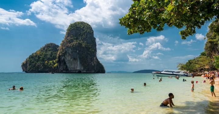 Phra Nang Cave Beach
