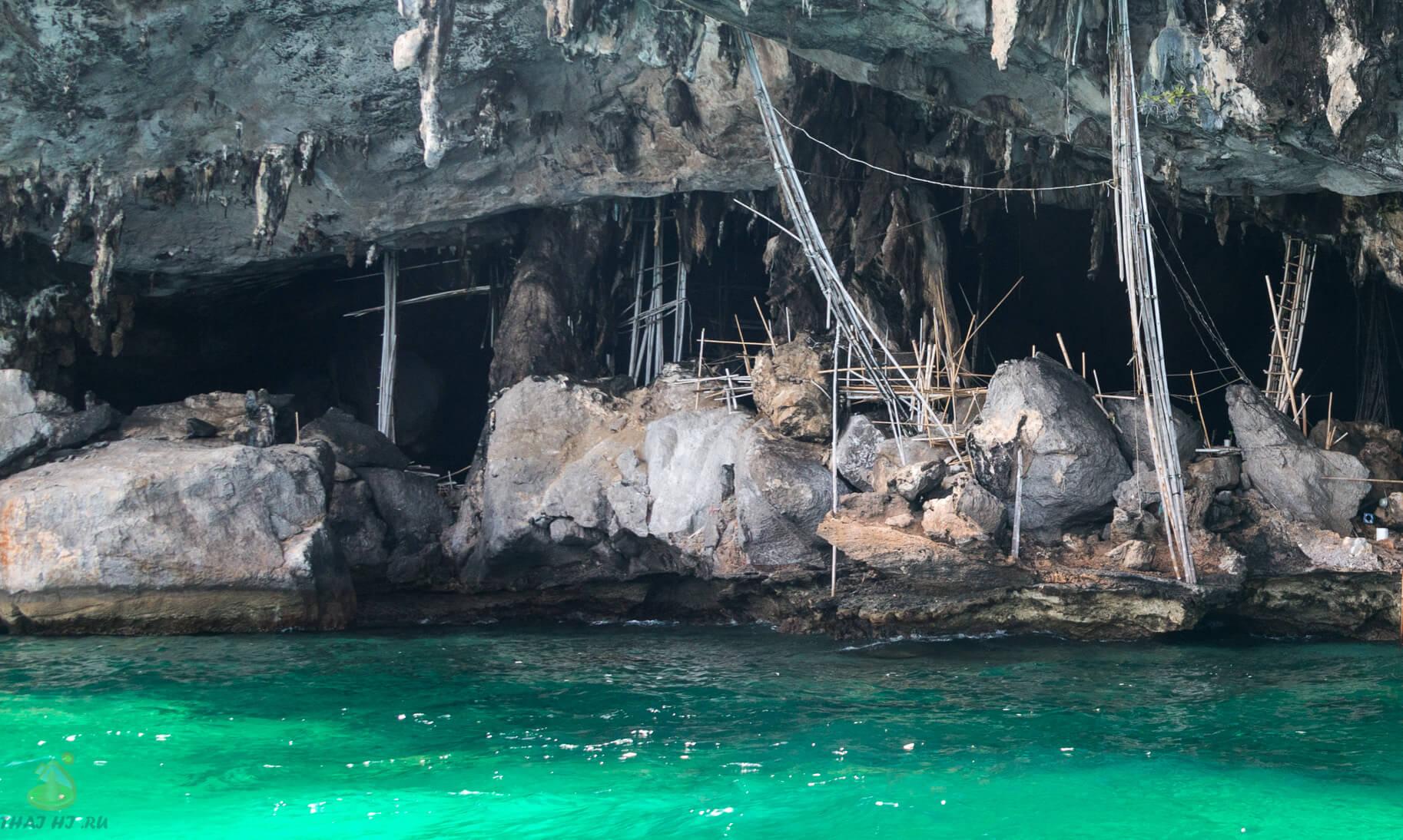 Кулуары Viking Cave