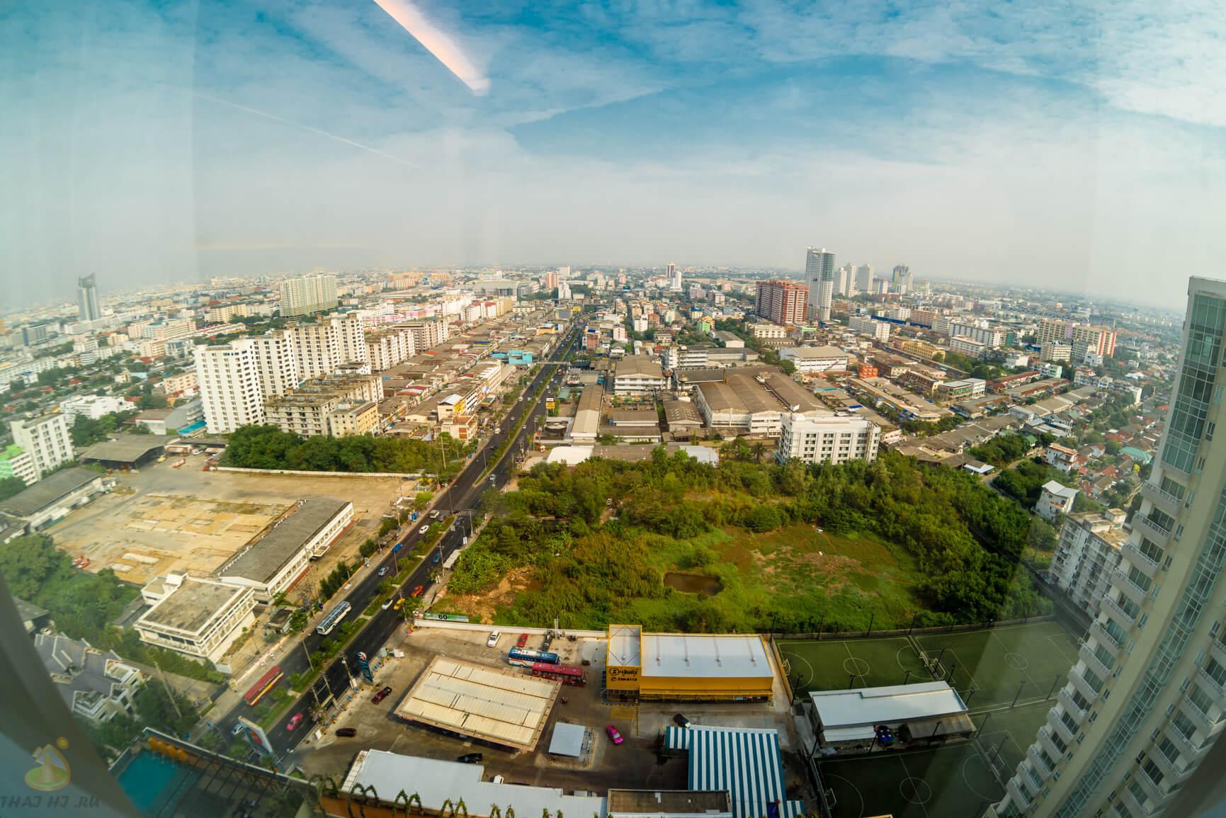 Жилой район Бангкока