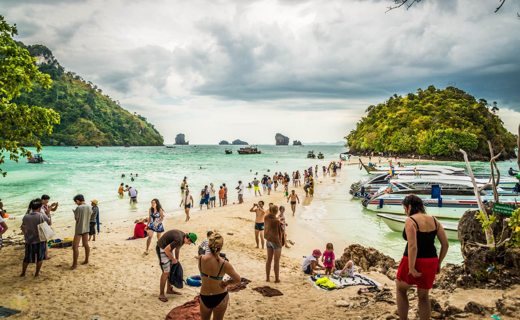 Tup Island Phi Phi