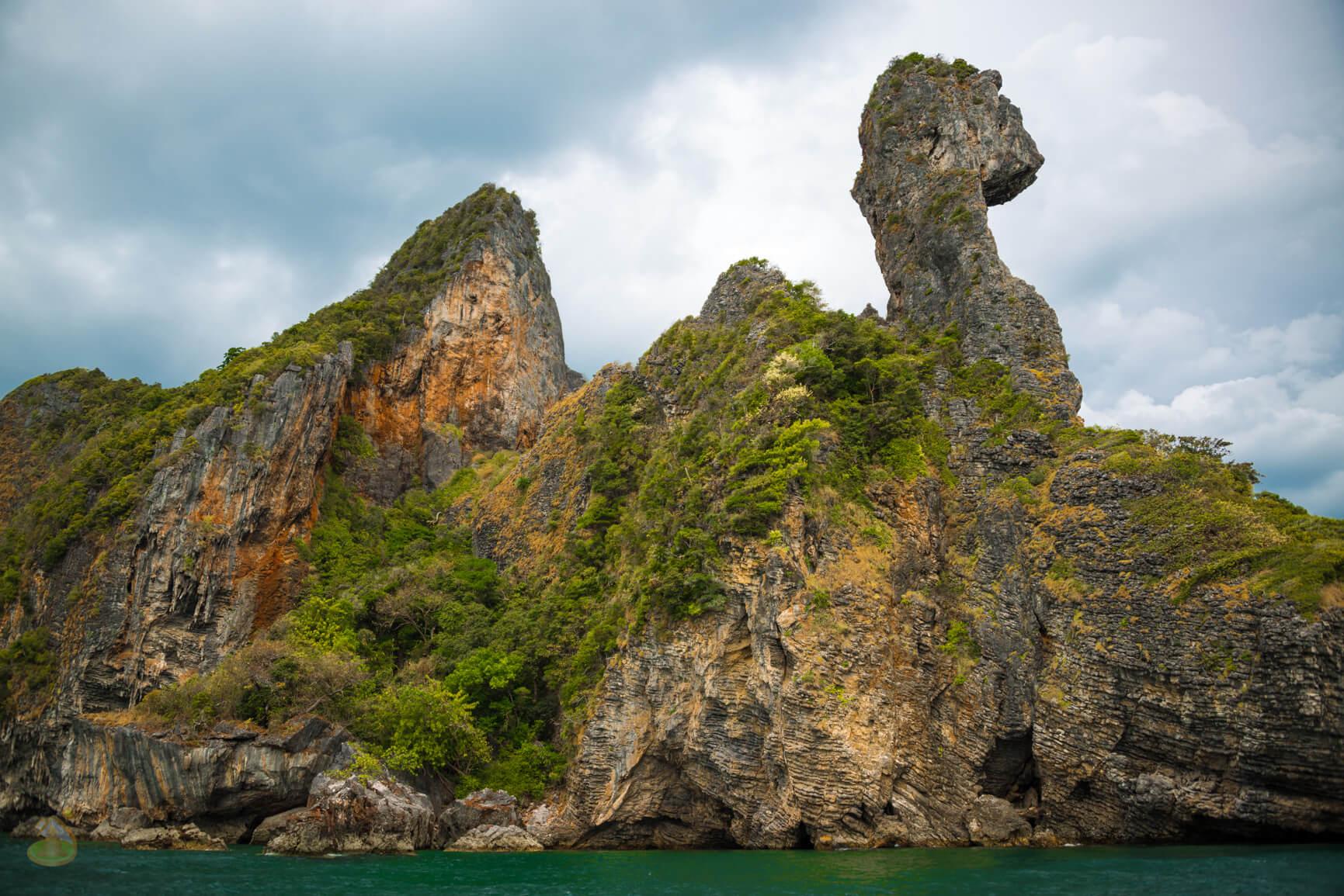 Остров Курицы возле Ао Нанг