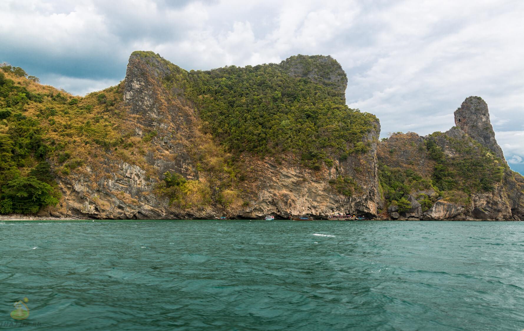 Фото Chiken Island с лодки