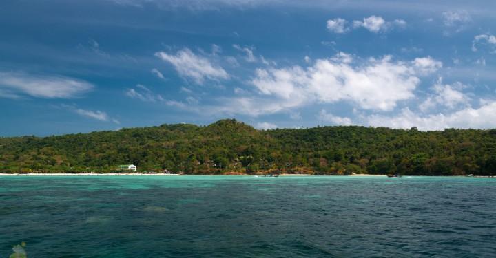 Остров Phi Phi - видео
