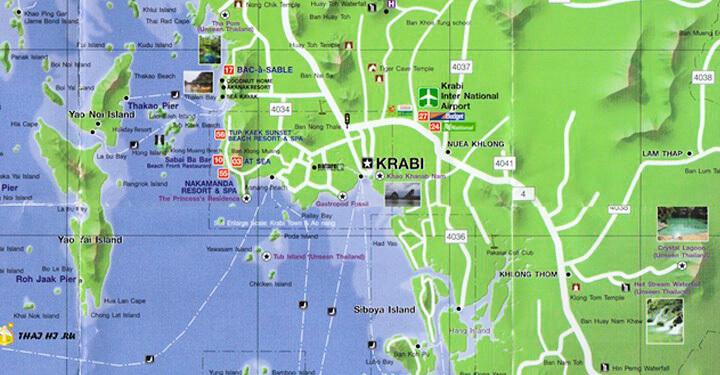 Как добраться из бангкока до краби самостоятельно