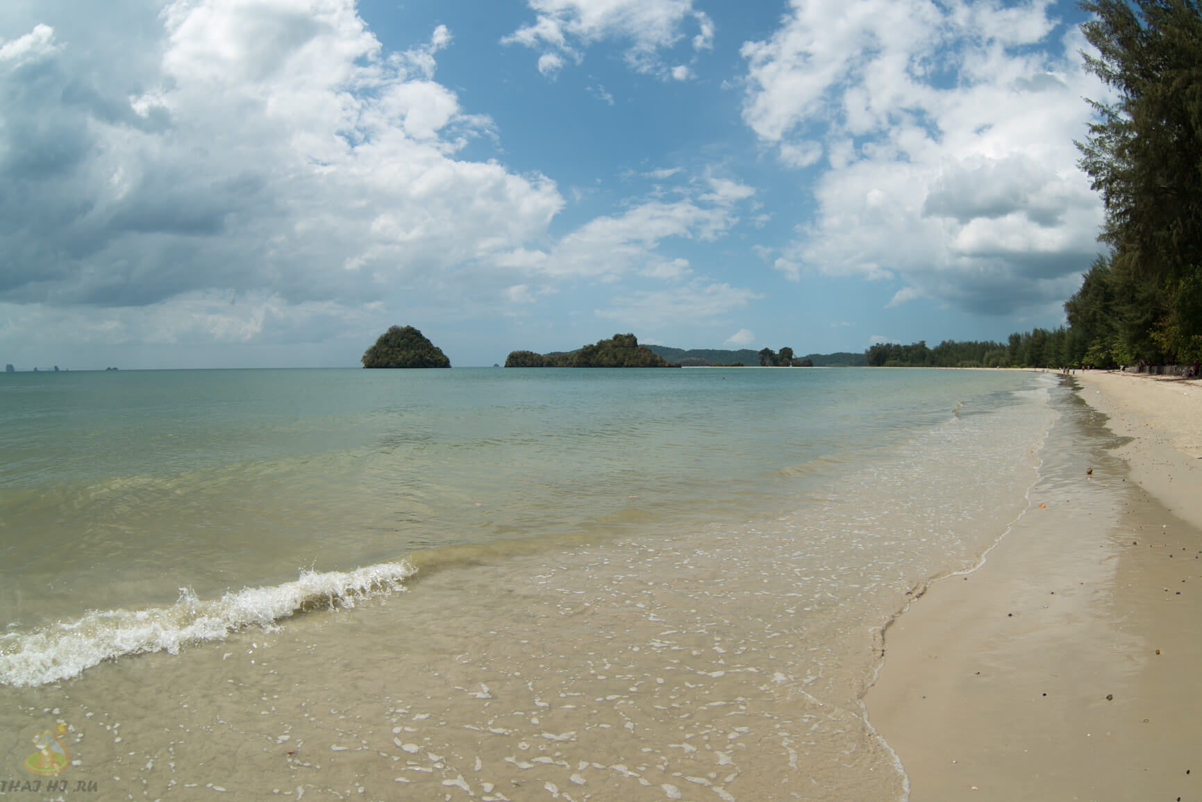 Noopharat Thara Beach побережье
