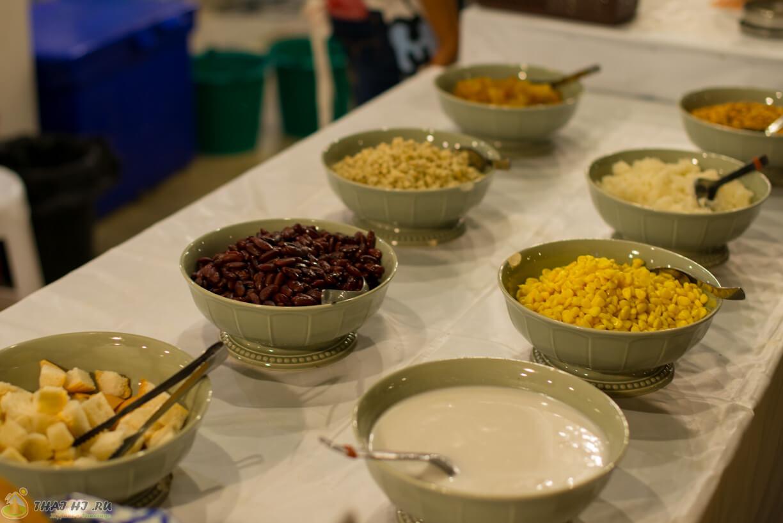 Еда на Цикада в Хуахин