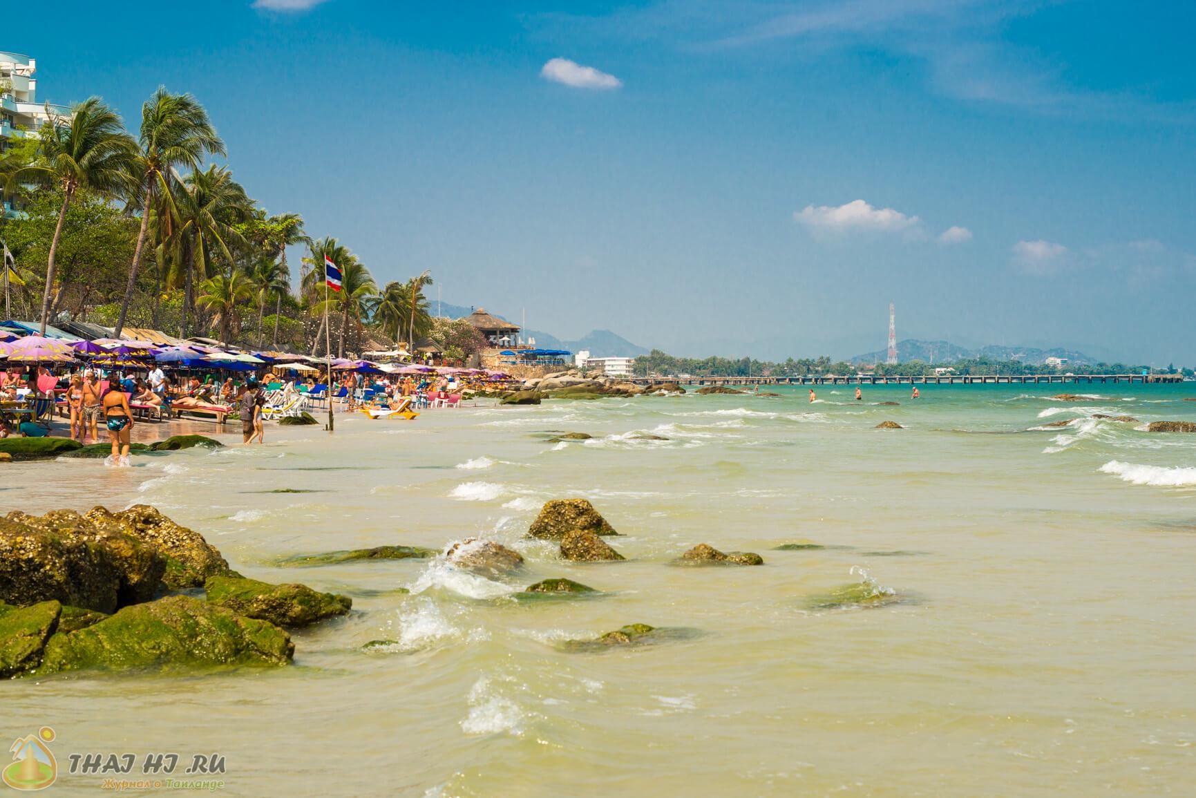 Море в Хуахин - фото