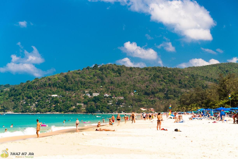 Карон пляж - фото