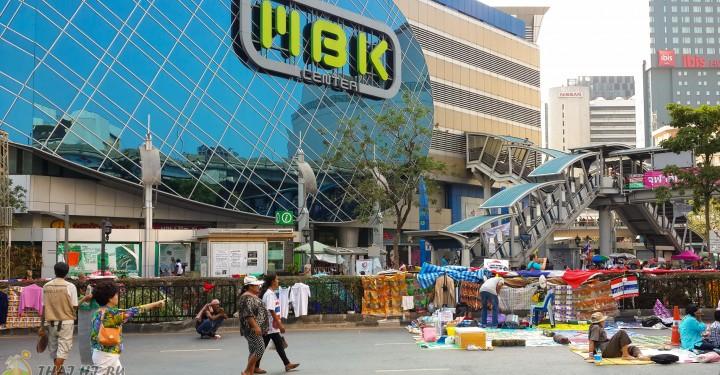 Что творится в Бангкоке 2014