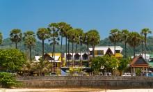 Пляж Карон - отели