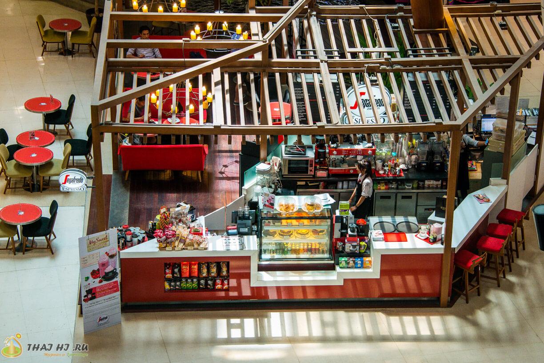 Кафе и рестораны в Централ Фестиваль