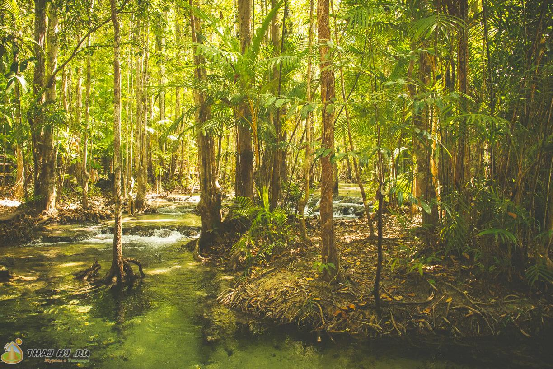 Кхао Пхра Тхео - остров Пхукет