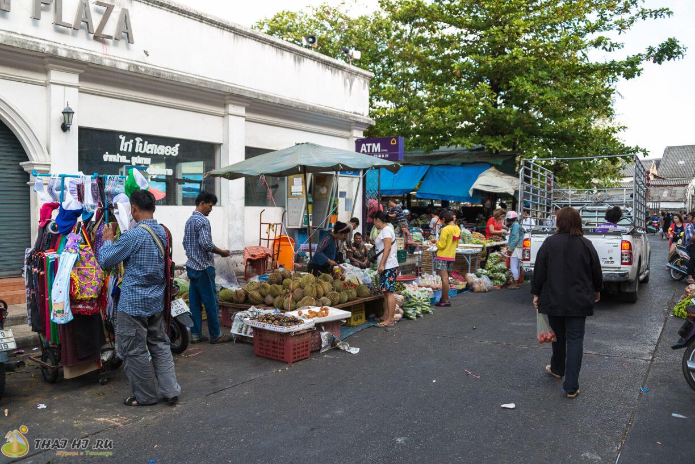 Рынки Пхукета - Ранонг