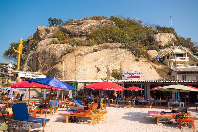 Фото пляжа в районе Такиаб