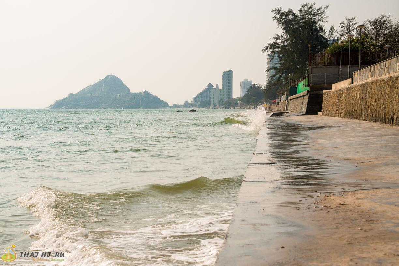 Море в Хуа Хин