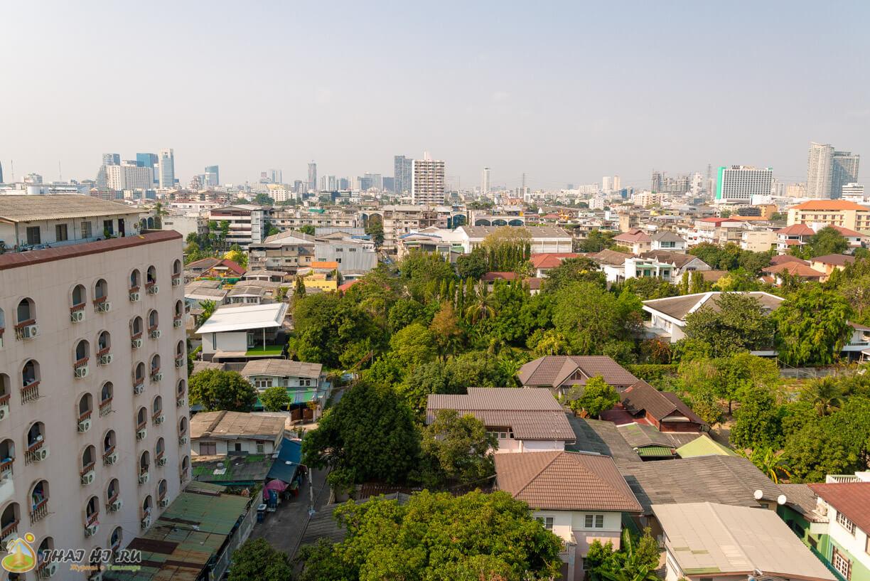 Отель Bangkok 68 - виды