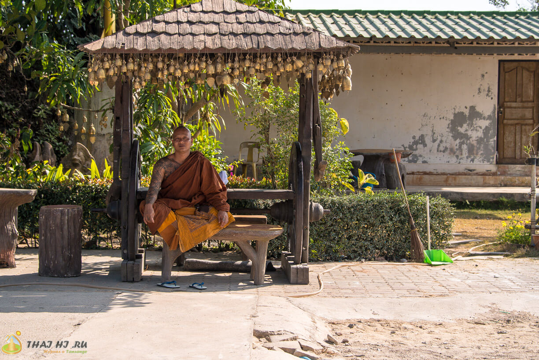 Монах - Пхукет, Большой Будда