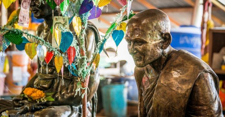 Большой Будда на Пхукете - фото и видео