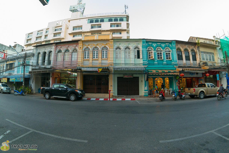 Old Phuket City - старый Пхукет-сити