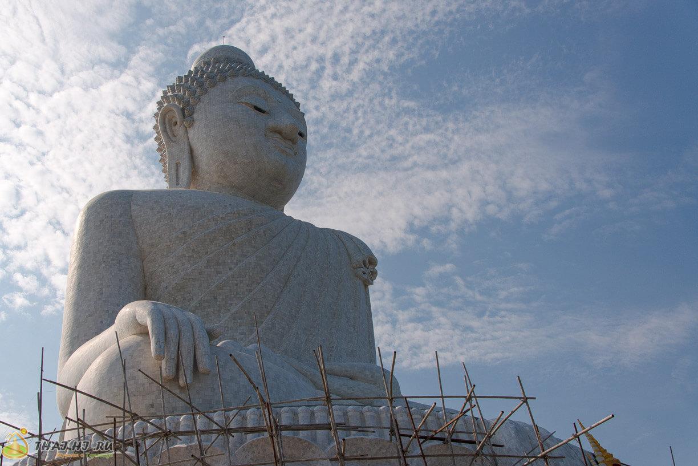 Большой Белый Будда на Пхукете