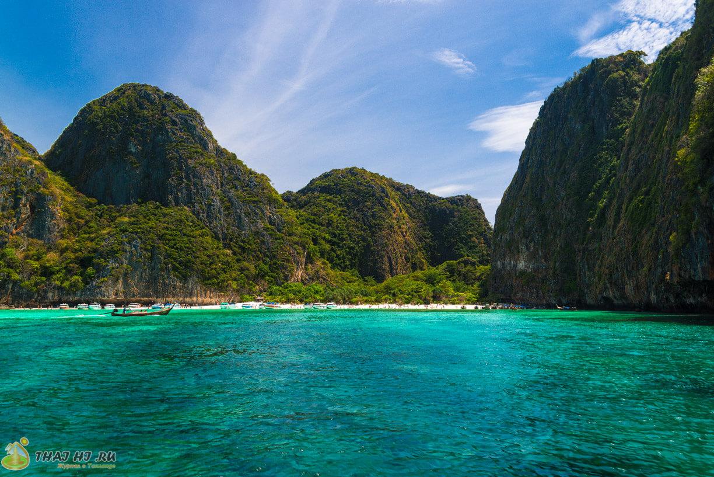 Phi Phi Maya Bay тур с Пхукета