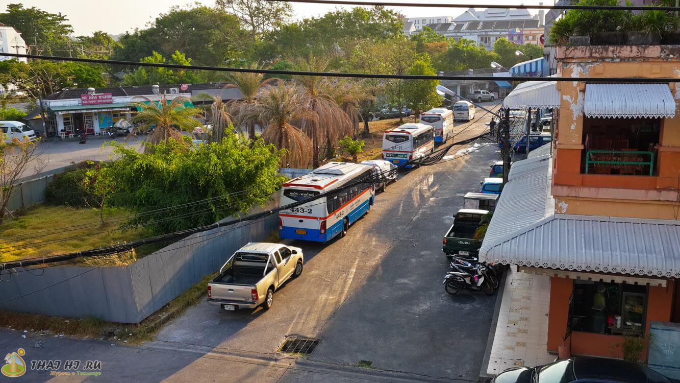 Bus Terminal Пхукет из отеля Lub Sbuy House Hotel