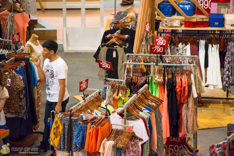 Дешевый шоппинг на Пхукете