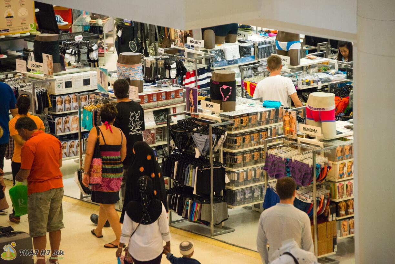 Покупки на Пхукете (Патонг)
