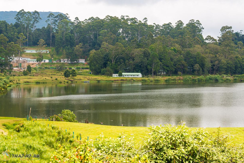 Озеро Грегори в Нувара-Элия