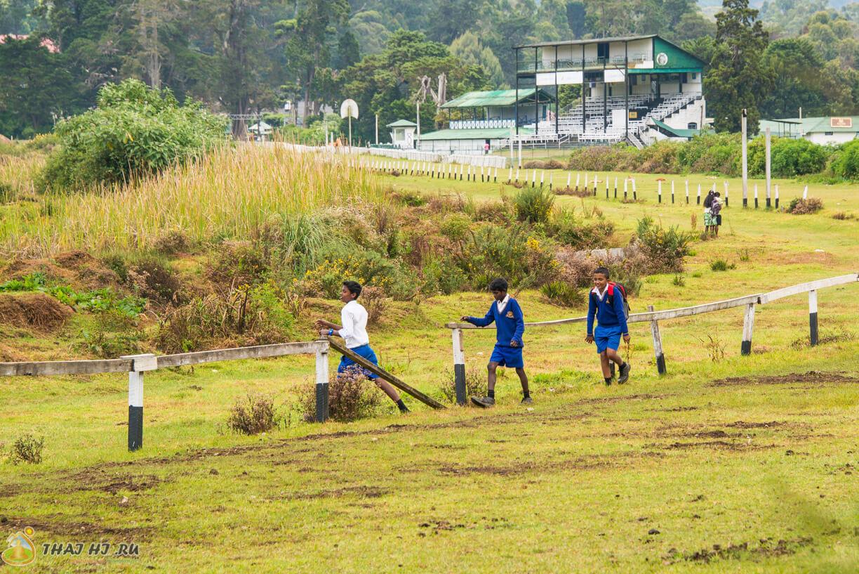 Дети в Нувара-Элии, Шри-Ланка