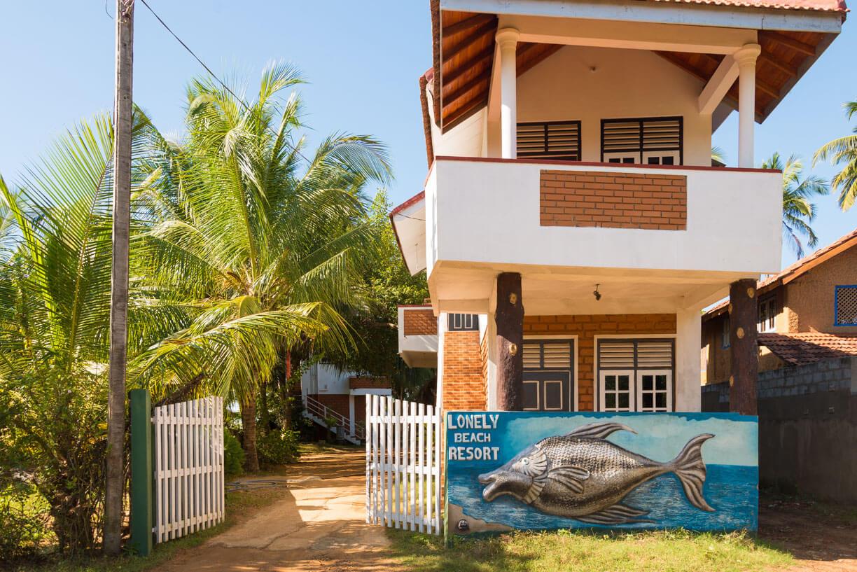 Lonely Beach Resort в Тангалле