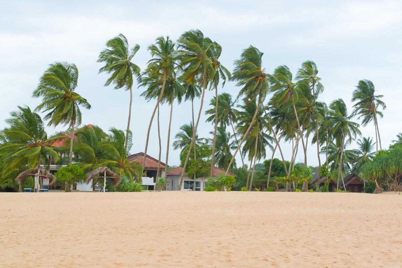 Отели в Тангалле на пляже