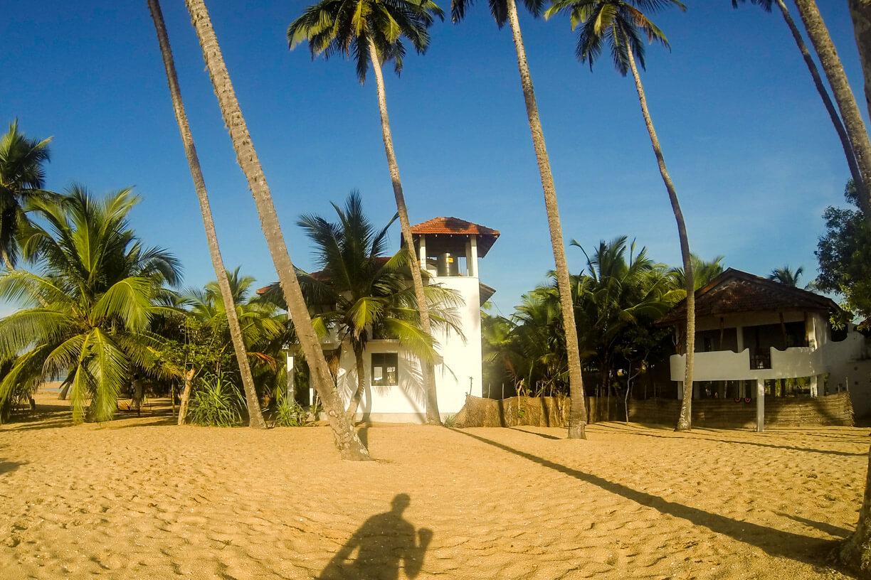 Отели в Тангалле - Pastissade Beach