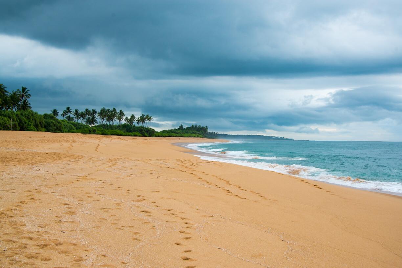 Дожди на Шри-Ланке, Тангалле