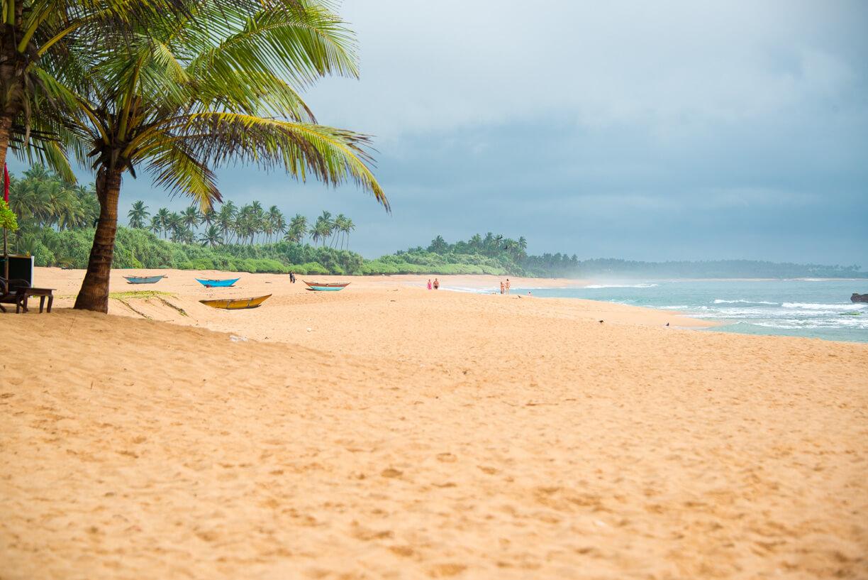 Tangalle Sri Lanka - Beach