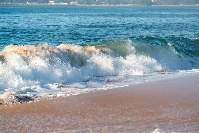 Океан в Tangalle