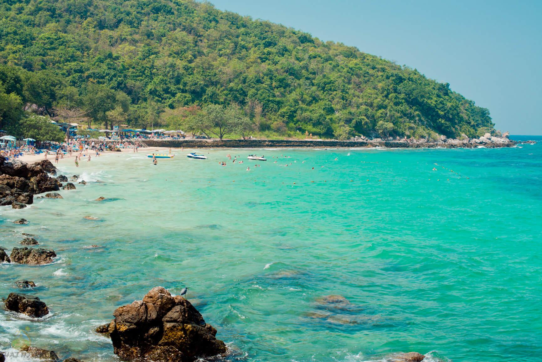Sangvan Beach на Ko Lan