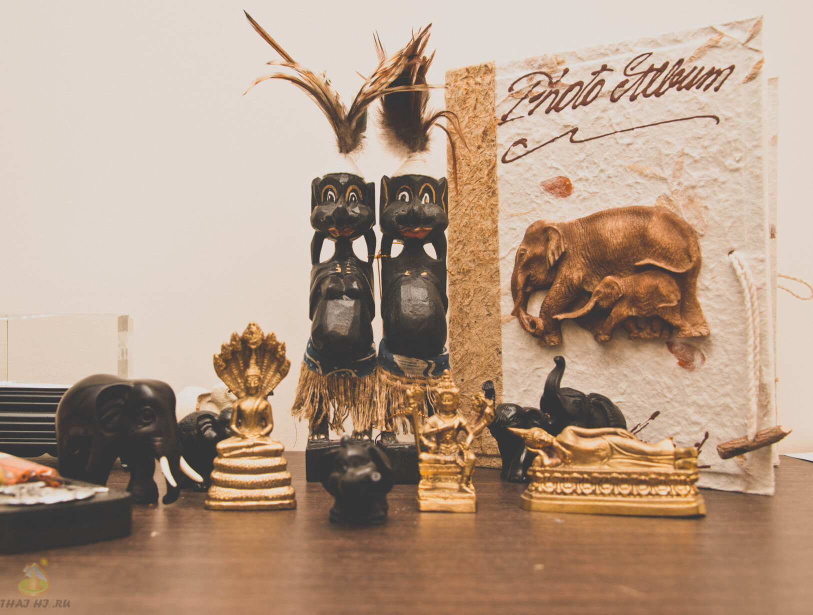 Сувениры из Тайланда